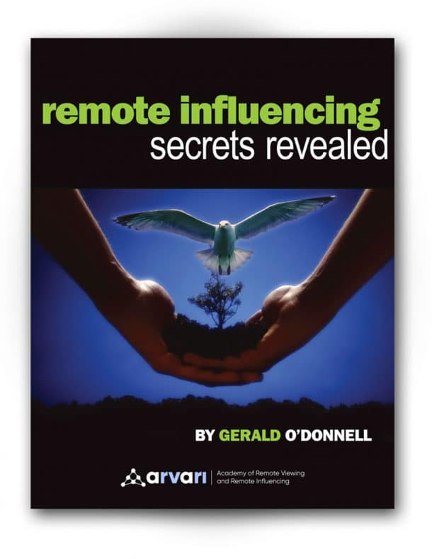 Remote Viewing Book Cover